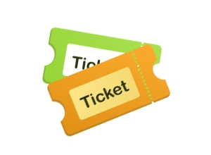 ticket pages
